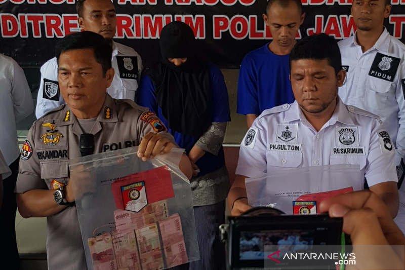 Polisi ringkus anggota komplotan pembobol ATM BCA di Magelang
