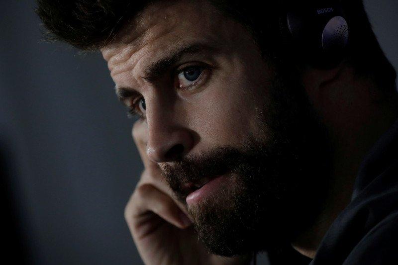 Pique: Maaf, Barcelona fokus ke Napoli, bukan heboh di luar lapangan