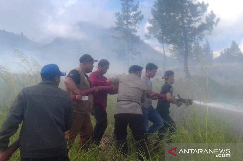 BPBD: Enam hektare lahan terbakar di Bener Meriah-Aceh