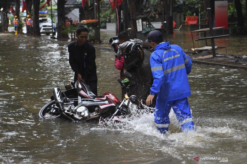 Fraksi PDIP nilai Pemprov DKI belum maksimal antisipasi banjir Jakarta