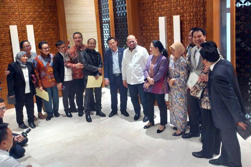 DPR terima draf RUU Daerah Kepulauan