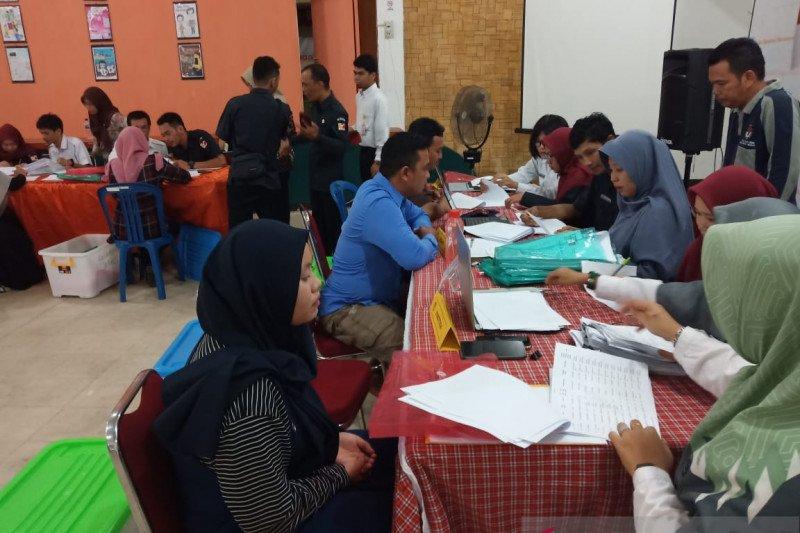 KPU Bangka Barat percepat pemeriksaan berkas dukungan calon perorangan