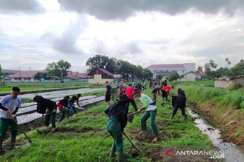 Polbangtan Medan siapkan mahasiswanya ke perbatasan Indonesia-Malaysia