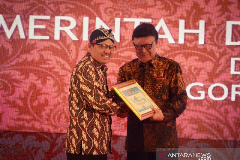 ANRI beri predikat sangat memuaskan untuk pengelolaan arsip Yogyakarta