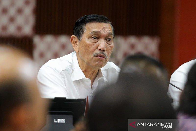 Luhut sebut Jokowi sedang cari Kepala Badan Otorita Ibu Kota baru