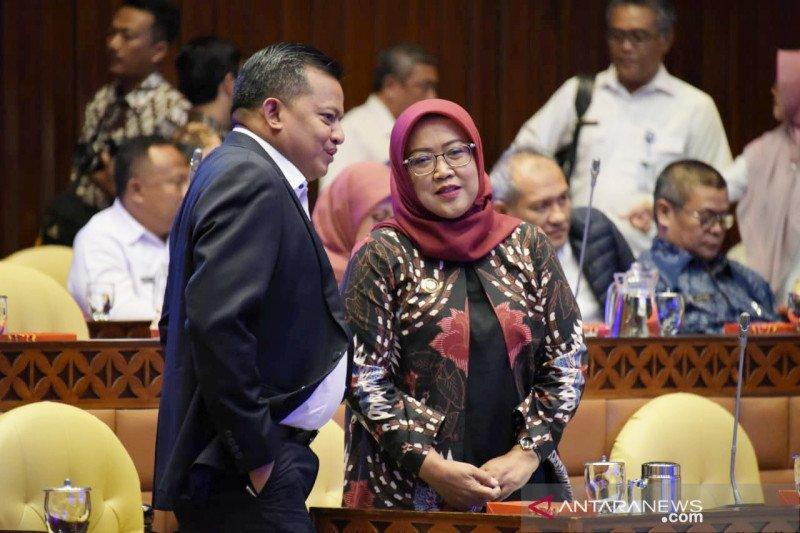Ade Yasin dapat pujian DPR, satu-satunya kepala daerah di rapat banjir