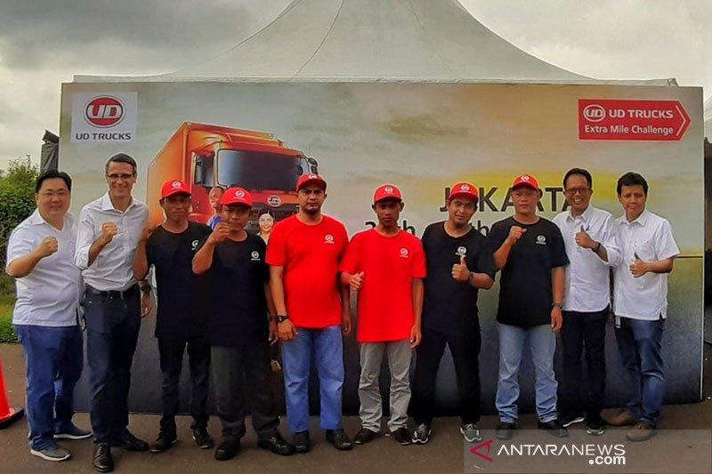 UD Trucks gelar final Extra Miles Chalenge