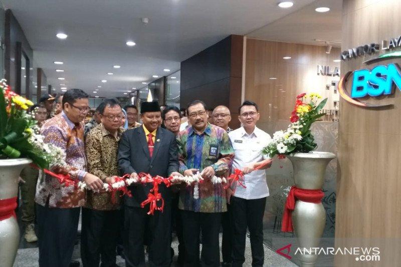 BSN resmikan Kantor Layanan Teknis di Kota Bandung