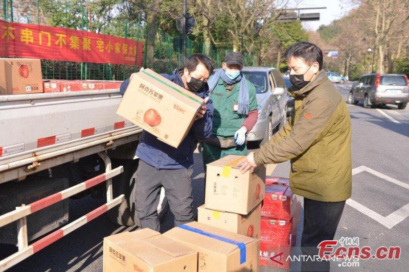 Umat Islam di China donasikan Rp185 miliar tanggulangi corona