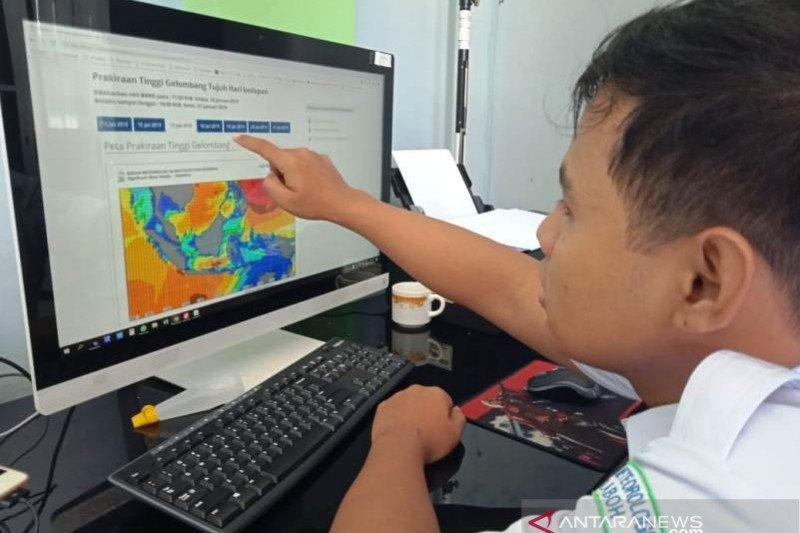 Lima titik api di kawasan barat dan selatan Aceh terdeteksi BMKG