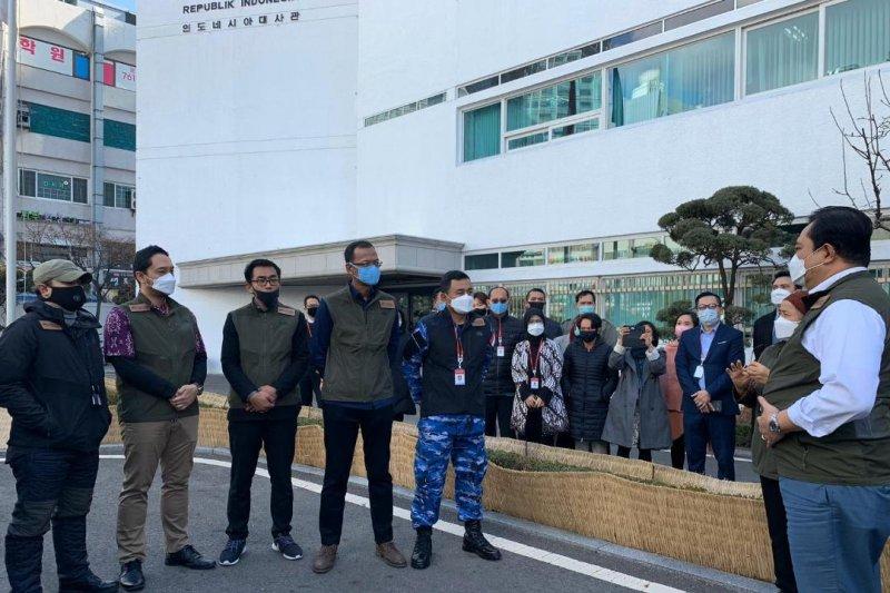 KBRI Seoul tutup sementara