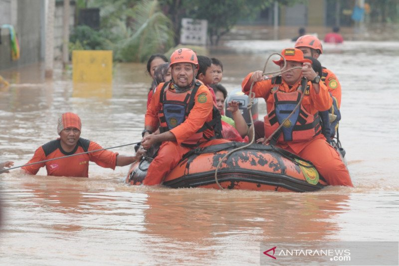 Karawang tetapkan status tanggap darurat bencana