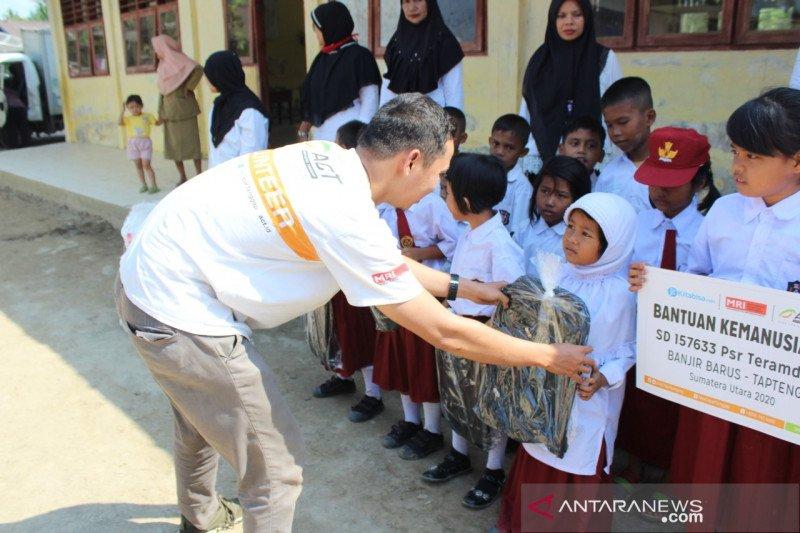 ACT Sumut salurkan bantuan untuk sekolah di Tapanuli Tengah