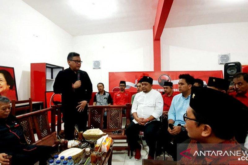 Megawati ingin Kantor PDIP dipenuhi lukisan cinta Tanah Air