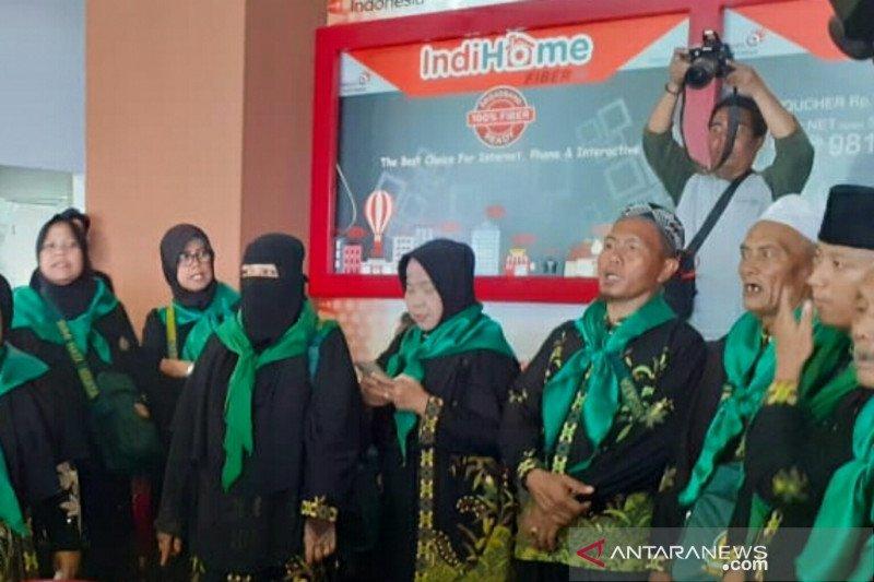 433 jamaah umroh asal Palembang tetap berangkat