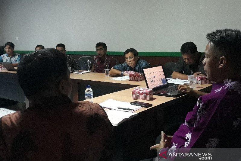 Kontrak huntara pengungsi korban tsunami Palu segera berakhir