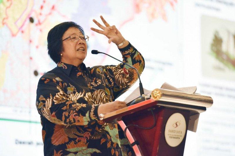 Menteri LHK minta jajaran pusat dan daerah bergerak bersama