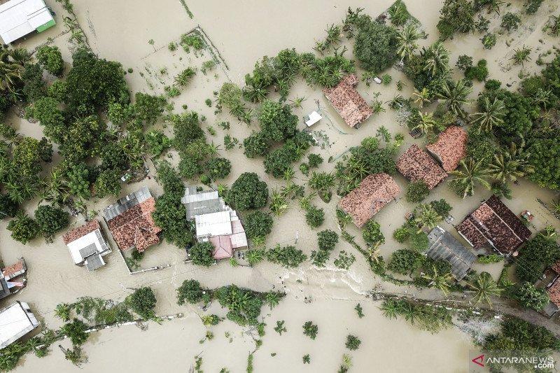 Banjir Muara Gembong Bekasi