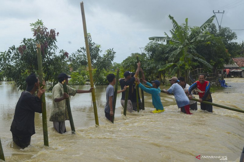 Bekasi gerakkan gotong royong untuk atasi banjir