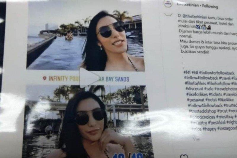 Polda Jatim: Pembobolan kartu kredit melibatkan artis