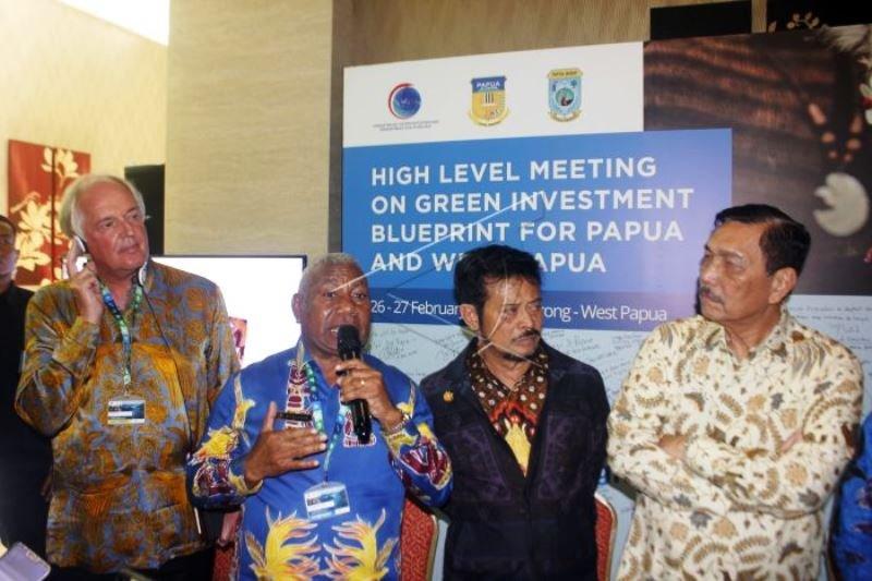 Komitmen Investasi Hijau di Papua Barat