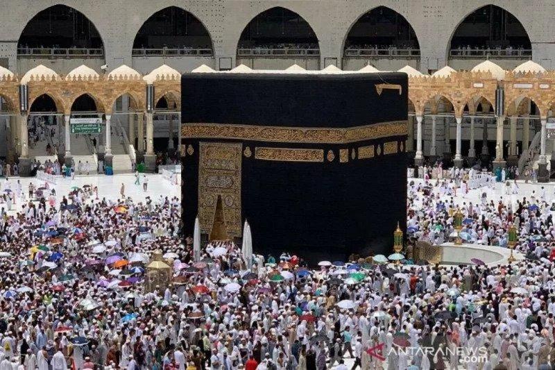 Kemarin,Arab Saudi tangguhkan pelayanan umrah hingga peninjauan Sebaru