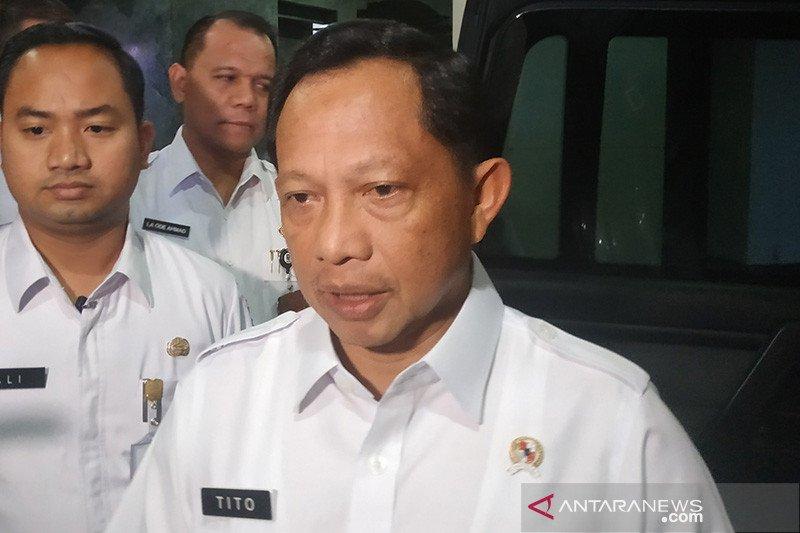 Cegah korupsi, Mendagri minta daerah sediakan mesin ADM