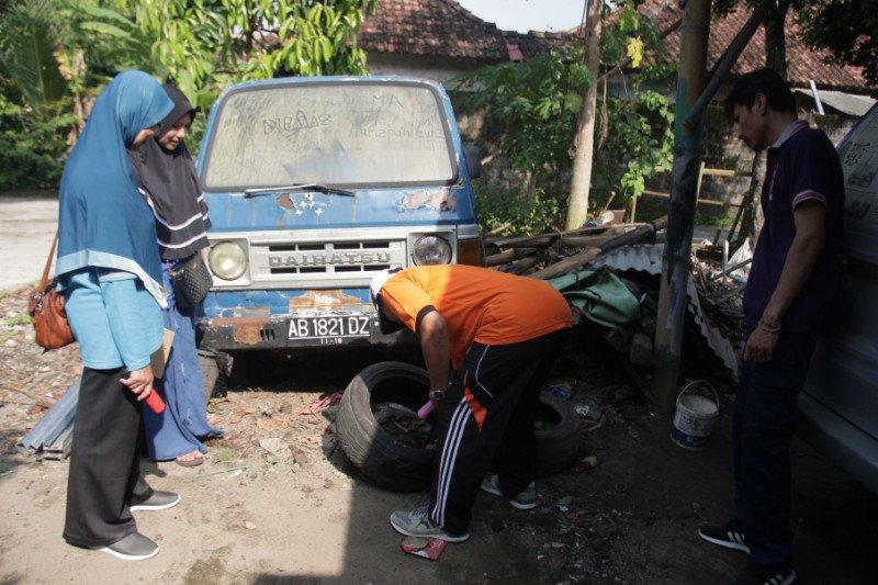 Dua korban meninggal, kasus DBD di Sleman-DIY capai 598 kasus