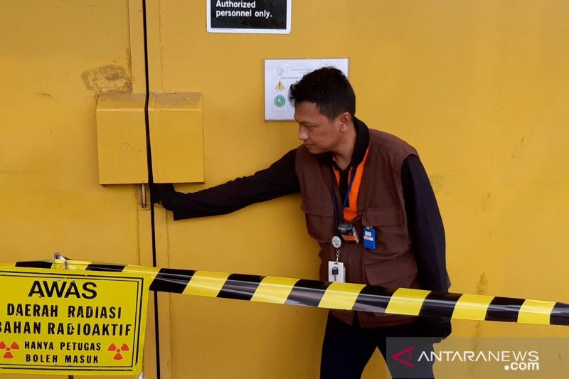 BATAN: Paparan radiasi di Batan Indah sudah turun drastis