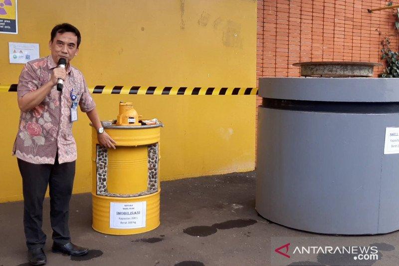 BATAN amankan 400 drum tanah terpapar radioaktif dari Batan Indah
