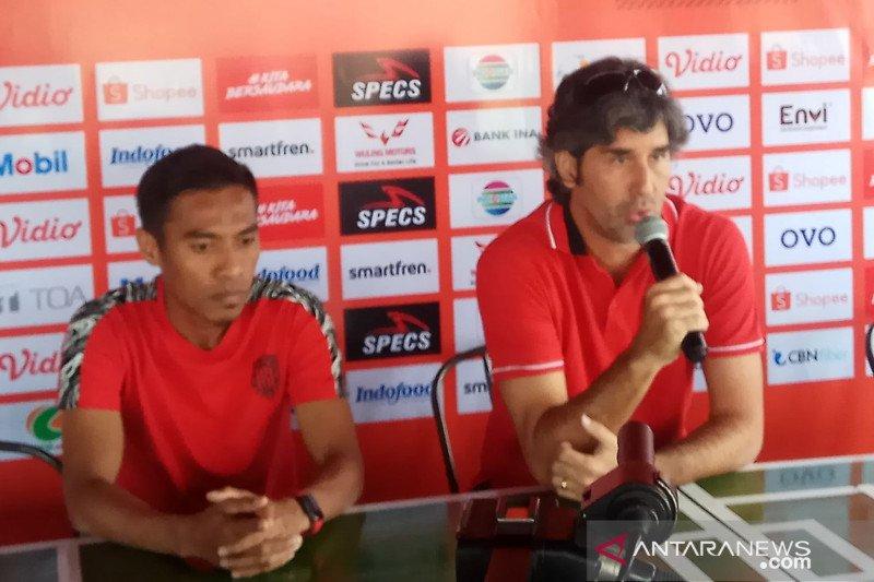 Pelatih Bali United akui kualitas bermain Barito Putera