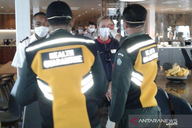Pemkab Alor keluarkan larangan berlabuh bagi kapal MV coral adventure