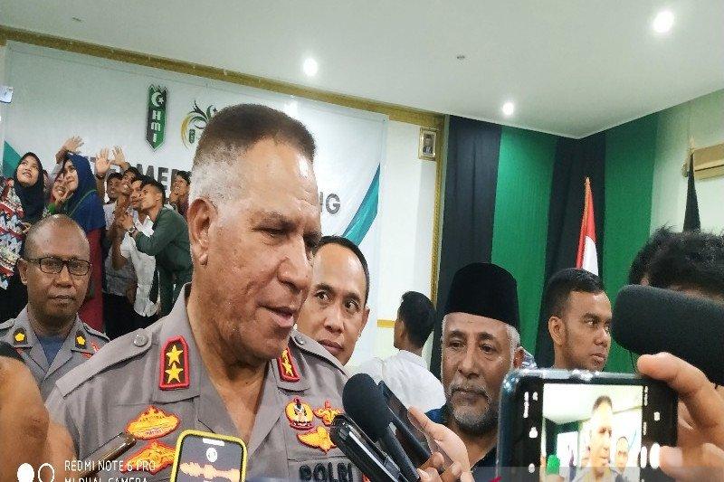Kapolda Papua Irjen Paulus: KKB Kali Kabur dipimpin Joni Botak