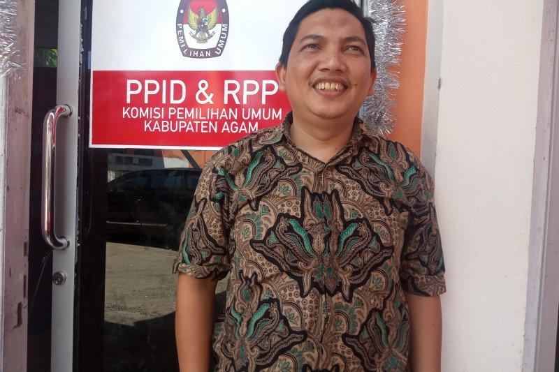 KPU Agam : 1.361 KTP dukungan calon perseorangan tak penuhi syarat