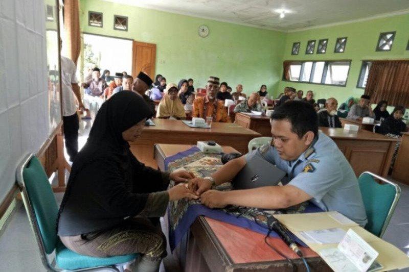 Penangguhan umrah tak pengaruhi layanan paspor di Imigrasi Madiun
