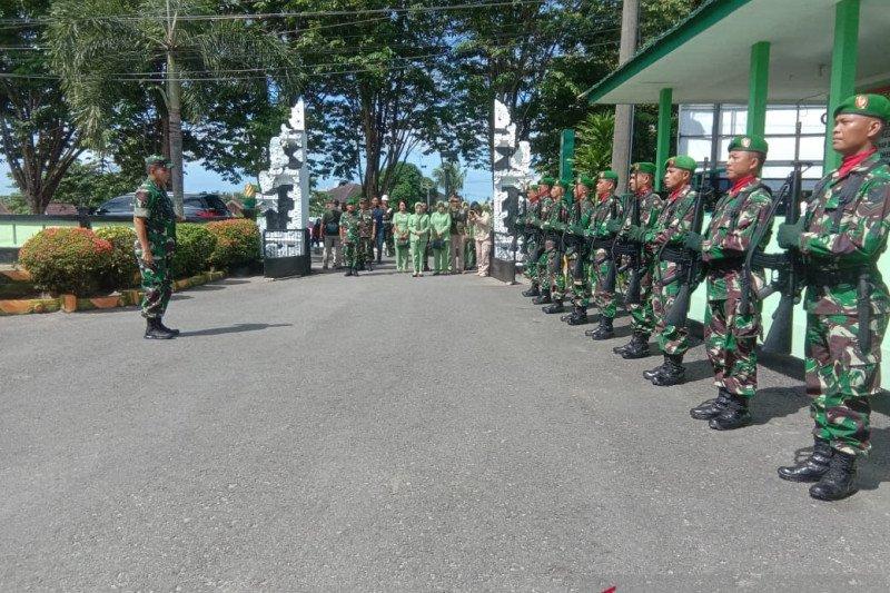 Pangdam II/Sriwijaya tekankan netralitas prajurit di Pilkada 2020