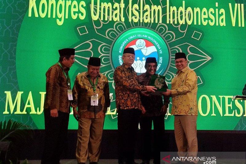 MUI deklarasikan sembilan hasil KUII ke-VII Bangka Belitung