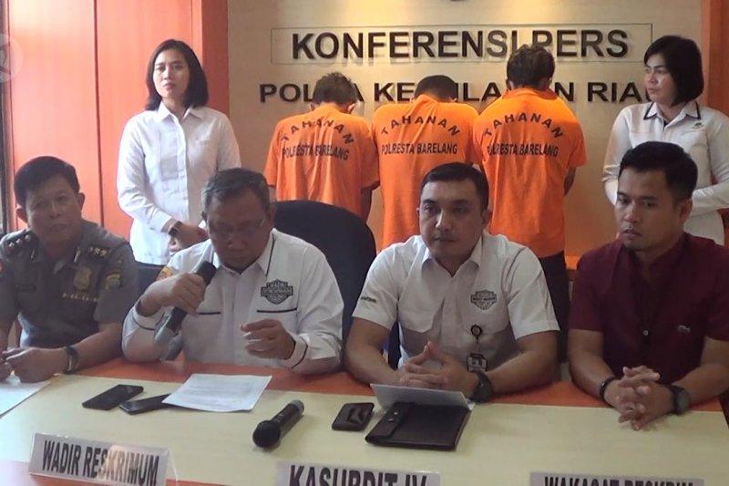 142 PMI ilegal diamankan dari tempat penampungan di Batam