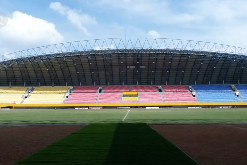 Kesiapan Piala Dunia U20,  Ketum PSSI tinjau stadion GSJ Palembang