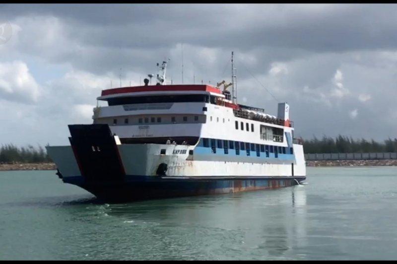 Cuaca buruk, kapal penyeberangan Banda Aceh - Sabang tidak beroperasi