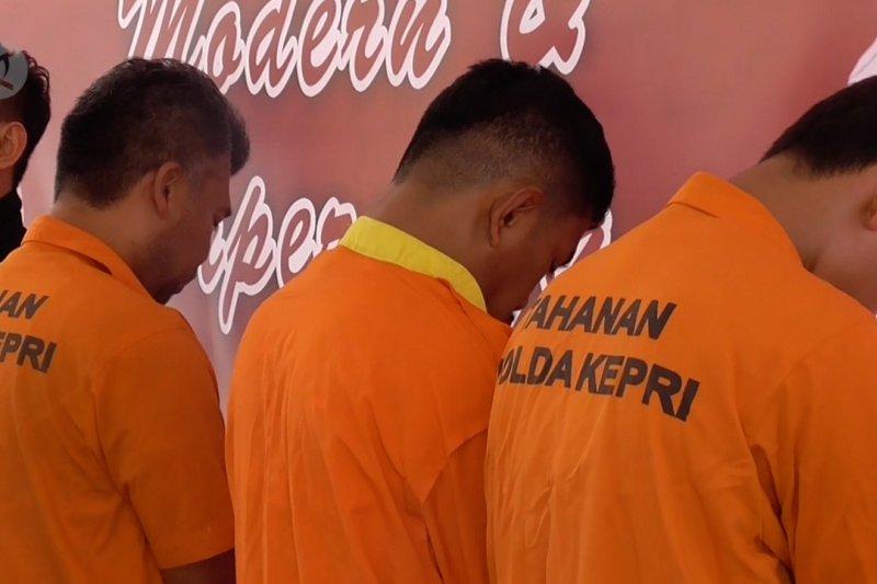 Polisi Kepri tangkap penyalur pekerja migran ilegal