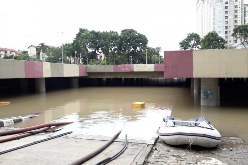 Langkah PPKK agar banjir underpass Kemayoran tak terulang