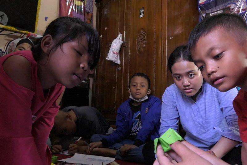 Komunitas Taufan jadi penjaga harapan anak-anak penyintas kanker