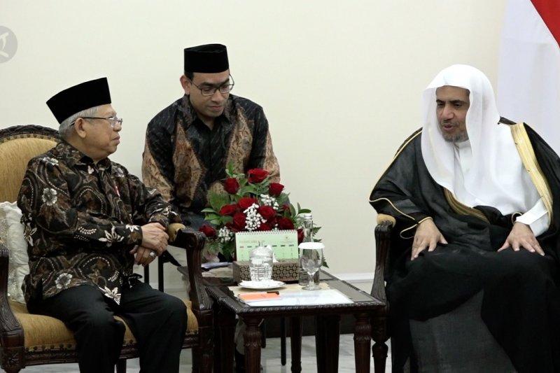 Liga Muslim Dunia sebut Museum Rasulullah bukti moderasi Islam Indonesia