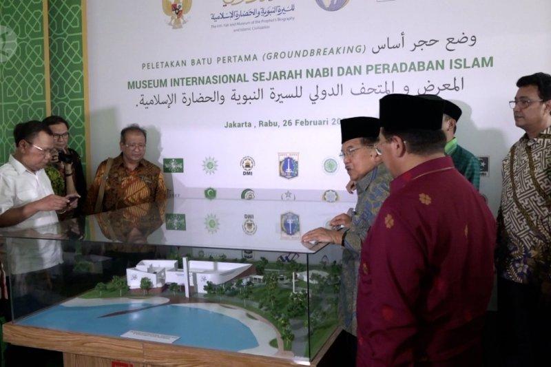 Museum Internasional Sejarah Nabi Muhammad SAW akan dibangun di Ancol
