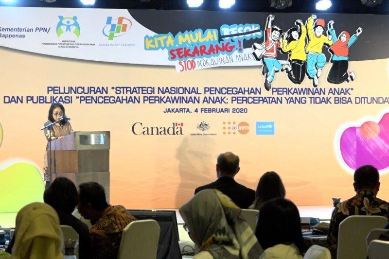 Menteri PPA: pencegahan perkawinan anak tidak boleh ditunda
