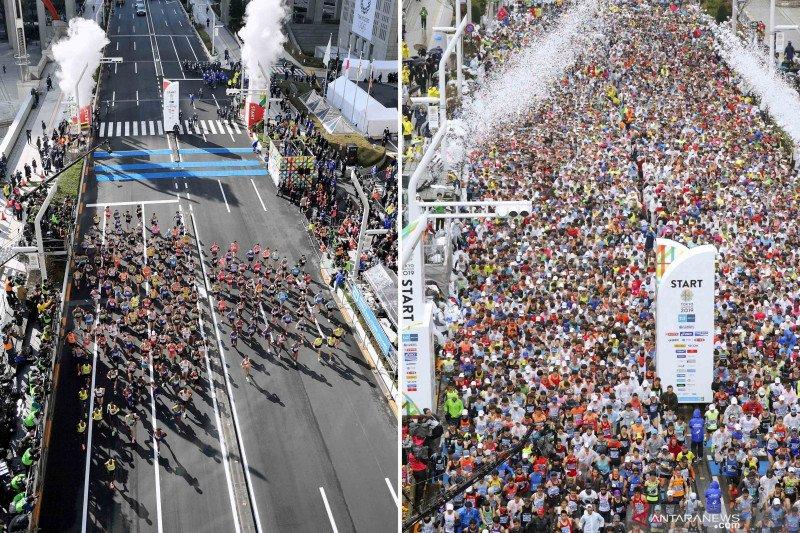 Pandemi COVID-19, Tokyo Marathon 2021 digelar setelah Olimpiade