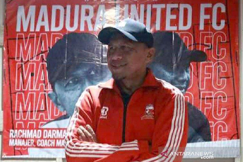 Madura United latihan mulai 1 September, kata sang pelatih
