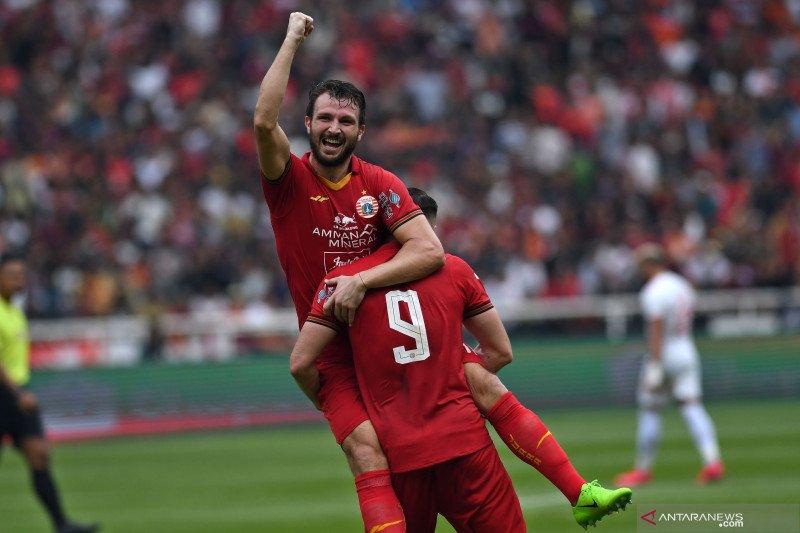 Marco Motta berharap Liga 1 bisa kembali bergulir
