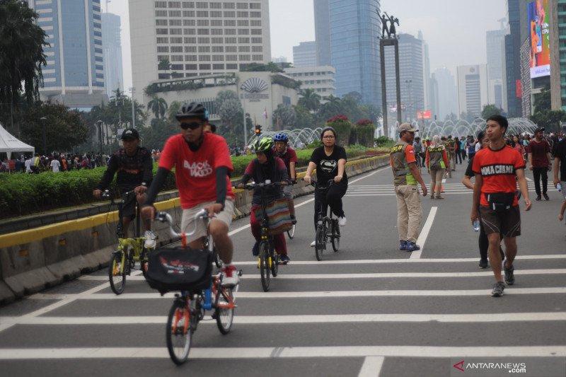 Sepekan Jakarta, larangan kawal moge hingga sanggahan Ketua DPRD DKI